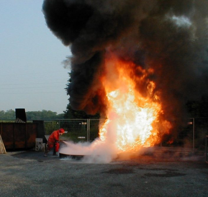 corso antincendio seconda fase