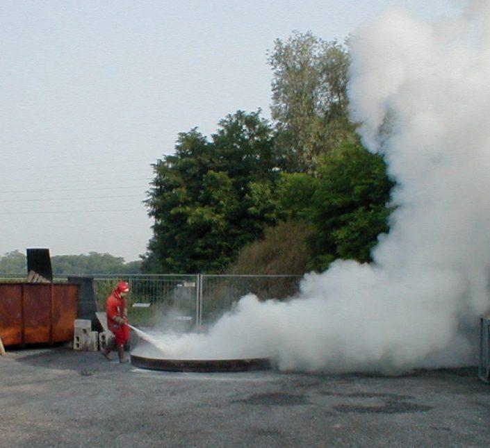 Corso anti incendio
