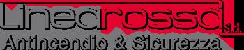 Logo Linearossa - antincendio e sicurezza Brescia